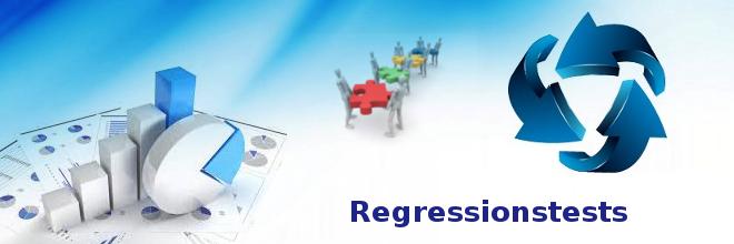 Was sind die Regressionstests